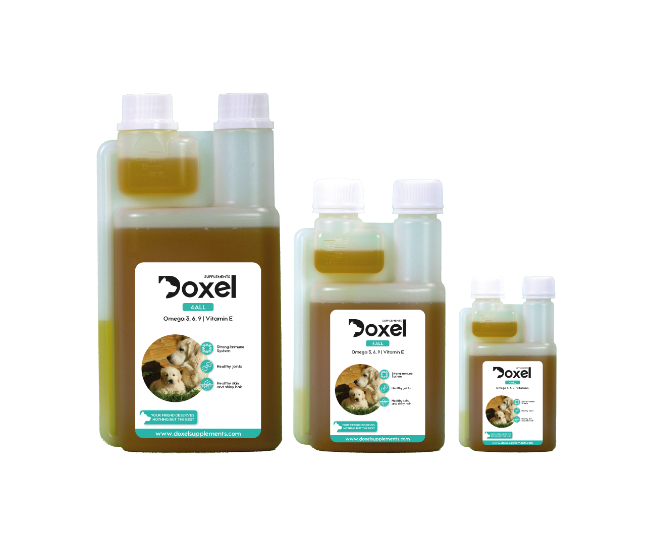 DOXEL 4 ALL 250ml